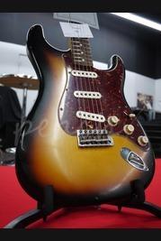 Fender Custom Shop Masterbuilt Yuri Shishkov 60's Strat Relic