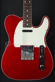 Fender Japan FSR 62 Tele Custom Candy Apple Red 2004 Used