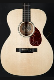 "Collings OM1 with Adirondack bracing and 1 3/4"" nut"