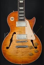 Gibson Custom ES-LP Spliced Plaintop VOS