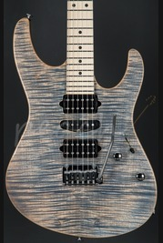 Suhr Modern Pro Trans Blue Denim Slate Maple 510 HSH