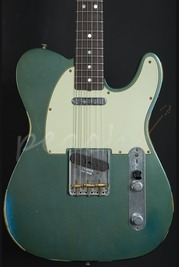Fender Custom Shop 64' Tele Relic - Olive Drab