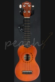Stagg US10 Tattoo Ukulele