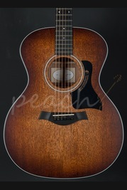 Taylor 324e with shaded edgeburst top