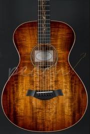 Taylor K22E Koa Grand Concert 12 Fret Custom Spec Used