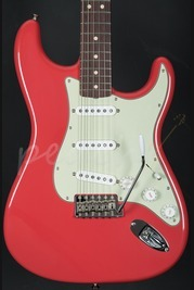 Fender Custom Shop 63 Strat Fiesta Red NOS