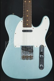 Fender Custom Shop '59 Tele Journeyman Firemist Silver