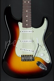 Fender Custom Shop 63 Strat NOS 3 Tone Sunburst