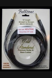 Fulltone Gold Standard Guitar Cables