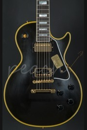 Gibson Custom True Historic 1957 Les Paul Custom 'Black Beauty'