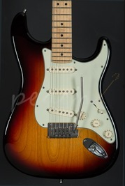 Fender American Deluxe Strat 3ts Maple Used