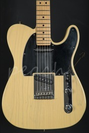 Fender 60th Anniversary Telecaster Blackguard Blonde Used
