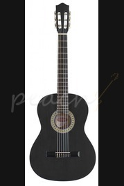 Stagg 3/4 Sized Classical Guitar - Black