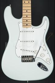 Fender Custom Shop Postmodern NOS Strat Olympic White MN