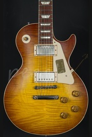 Gibson Custom CS9 50's Style Les Paul Iced Tea Used