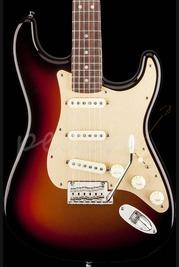 Fender American Standard V Neck Strat FSR Rosewood Metallic 3TS