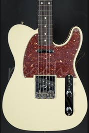 Fender Custom Shop 60 Tele Custom NOS Vintage White