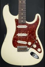 Fender Custom Shop Journeyman Relic 60 Strat Vintage White