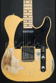 Fender Custom Shop Masterbuilt 51 Tele Heavy Relic Dennis Galuszka
