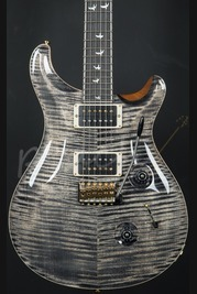 "PRS Custom 24 30th Anniversary ""Final Run"" Charcoal Pattern Thin"