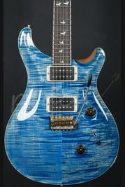 "PRS Custom 24 30th Anniversary ""Final Run"" Faded Blue Jean Pattern Reg"