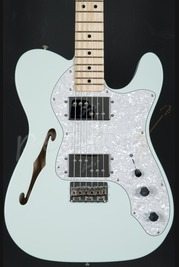 Fender Special Run 72 Tele Thinline Faded Sonic Blue