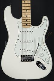 Fender Mex Standard Strat Arctic White Maple