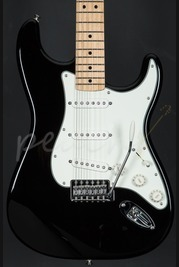 Fender Mex Standard Strat Black Maple