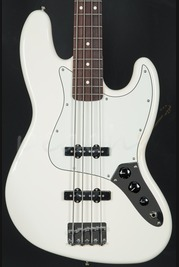 Fender Mexican Standard Jazz Bass Arctic White Rosewood