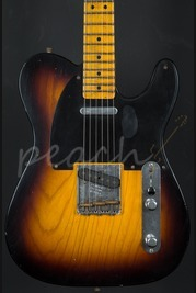 Fender Custom Shop 20th Anniversary Relic Nocaster Faded 2 Tone Sunburst