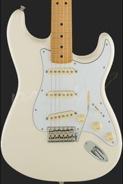 Fender Jimi Hendrix Strat Olympic White