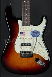 Fender American Deluxe Strat HSS Shawbucker RW 3TSB