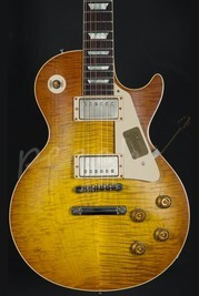 Gibson Custom 58 Les Paul VOS Slow Iced Tea Fade Handpicked Top
