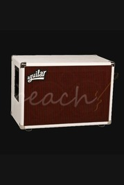 "Aguilar DB series 2x10"" 4 ohm Cabinet White Hot"