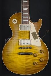 Gibson Custom 58 Les Paul VOS Golden Poppy Burst Handpicked Top