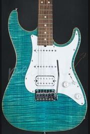 Suhr S3 Bahama Blue Used