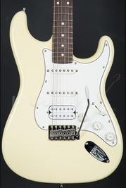 Fender Custom Shop Dealer Select '59 Strat HSS Vintage White NOS Used