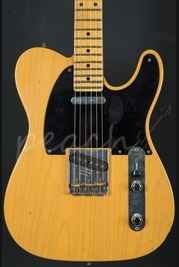 Fender Custom Shop 52 Tele Journeyman Butterscotch Blonde Limited Edition R14962