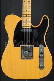 Fender Custom Shop 52 Tele Journeyman Butterscotch Blonde Limited Edition R15049