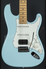 Suhr Classic Pro Sonic Blue Maple Neck HSS