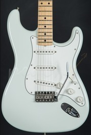 Fender Custom Shop 59 Strat NOS Olympic White Maple Neck
