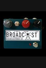 Hudson Electronics Broadcast Pre-amp