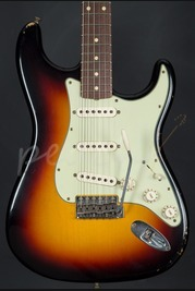 Fender Custom Order 'Tone Machine' 62 Relic Strat Sunburst