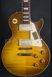Gibson Custom 58 Les Paul VOS Golden Poppy Burst Handpicked Top