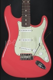 Fender Custom Shop 59 Strat NOS Faded Fiesta Red