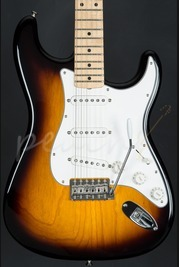 Fender Custom Shop 59 Strat NOS 2 Tone Sunburst Maple Neck Ash Body