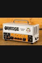 Orange Terror Bass 500 watt Hybrid Valve/Class D Bass Amp