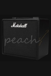 "Marshall Code 25 Watt 1x10"" Combo Amplifier"