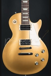 Gibson 2016 Les Paul 50's Tribute - Satin Gold Top Dark Back