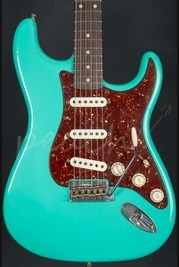 Fender Custom Shop '60 Strat Journeyman Seafoam Green